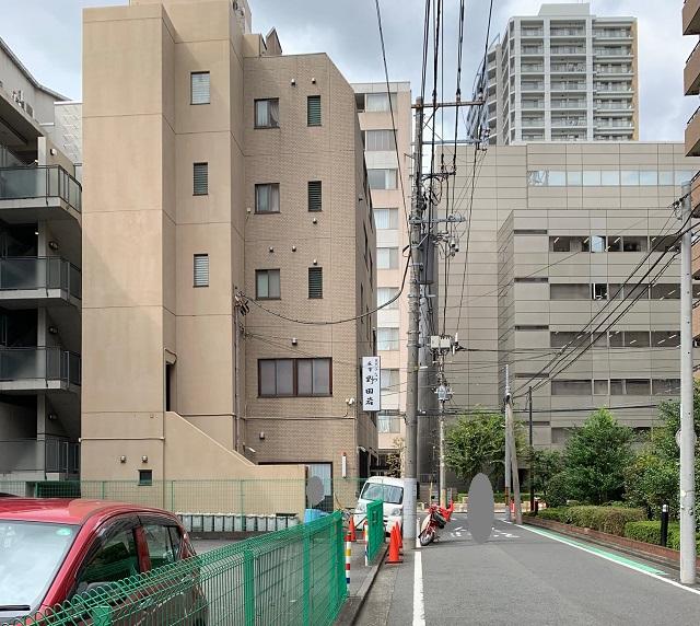 横浜の野田岩へ行くルート