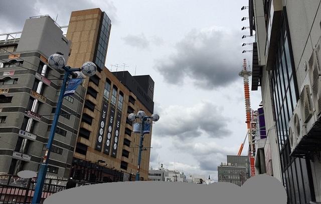 横浜の野田岩へのルート